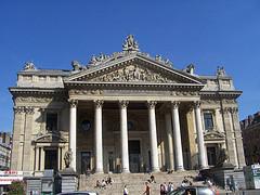 De Beurs van Brussel: binnenkort omgebouwd tot concertzaal?