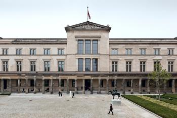 Een Brussels theater finalist van de Europese prijs voor hedendaagse architectuur