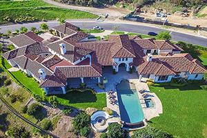 Landgoed Britney Spears te koop voor bijna 9 miljoen dollar