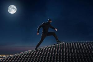 6 tips om je dak inbraakveilig te maken