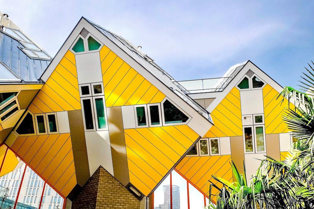 Bijzondere Huizen Nederland : De gekste huizen van europa