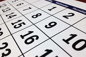 Hoe bereken je de uitvoeringstermijn bij een aannemingsovereenkomst?