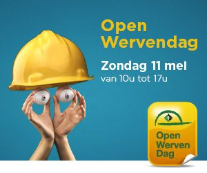 Ontdek een unieke Open Wervendag op zondag 11 mei