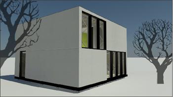 E-Cube: het beste passiefhuis van Europa is van Belgische makelij