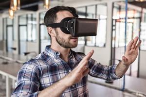 Voelen, horen en zien op Batibouw: helemaal mee met 3D