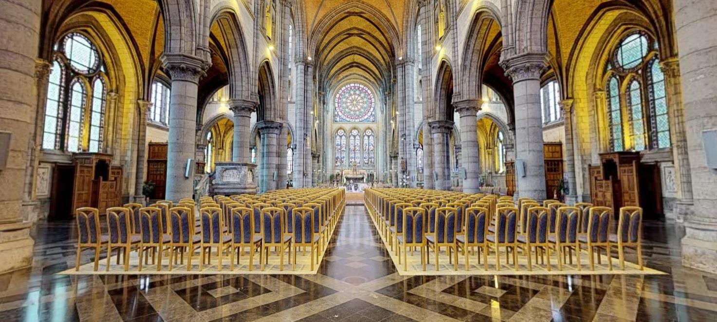 Waalse kerk voortaan te bezoeken in 3D