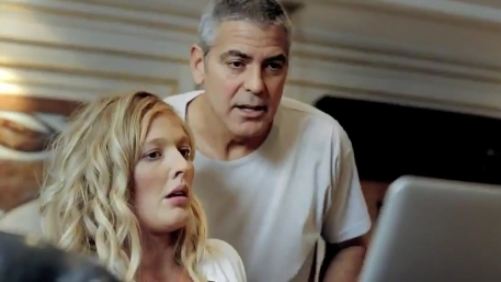 George Clooney in de vastgoedsector? (video)