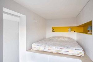 Een appartement met Tetris als bijnaam