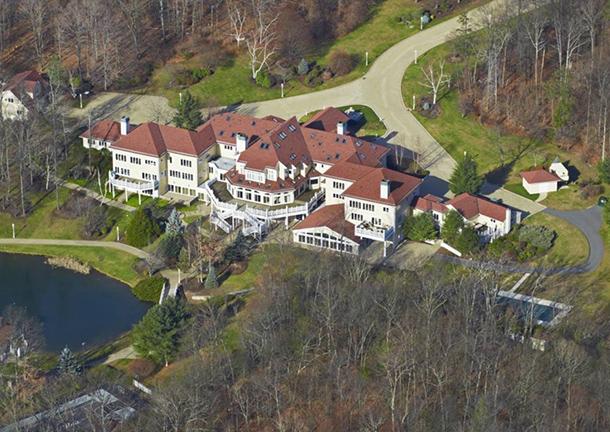 50 Cent heeft zijn woning nog steeds niet kunnen verkopen…