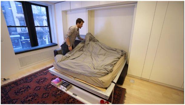 Een volwaardige woning om 40m² (video)