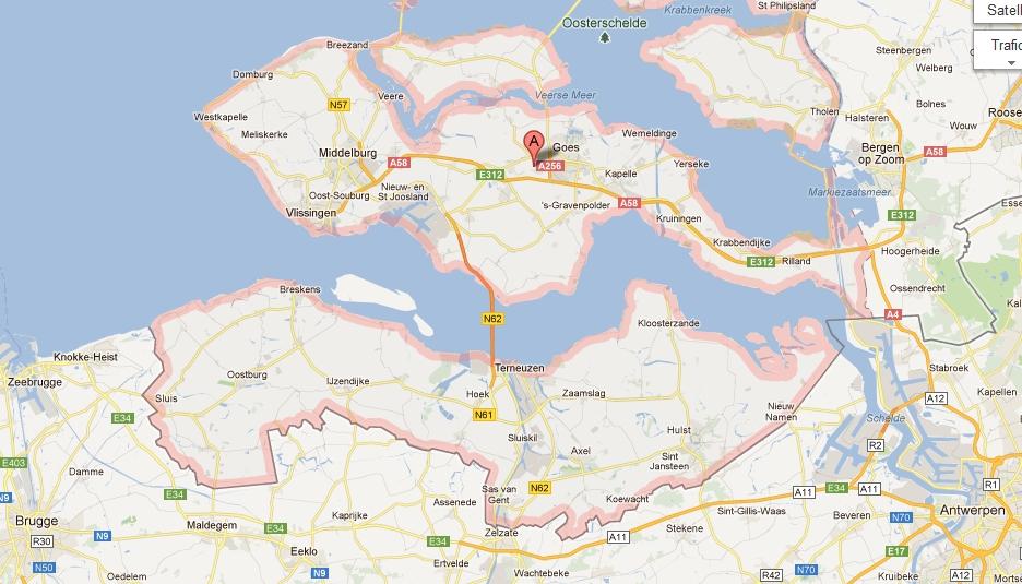 Zeeuws-Vlaanderen: binnenkort meer Belgen dan Hollanders?