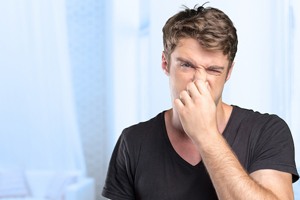 Muffe geur in huis: zo maak je er komaf mee