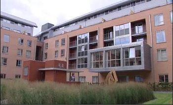 Nieuwe luxueuze woningen voor studenten in Louvain-la-Neuve