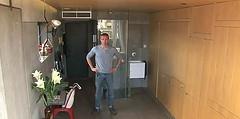 Een groot appartement van… 24m² ! (Video)