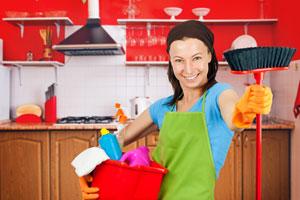 5 huishoudelijke taken die je gewicht doen verliezen