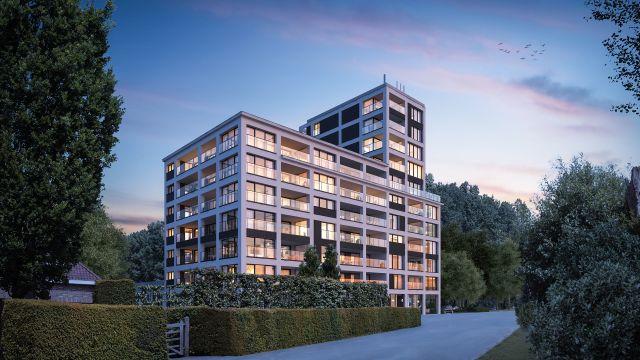 40 nieuwbouwappartementen te koop in Ingelmunster