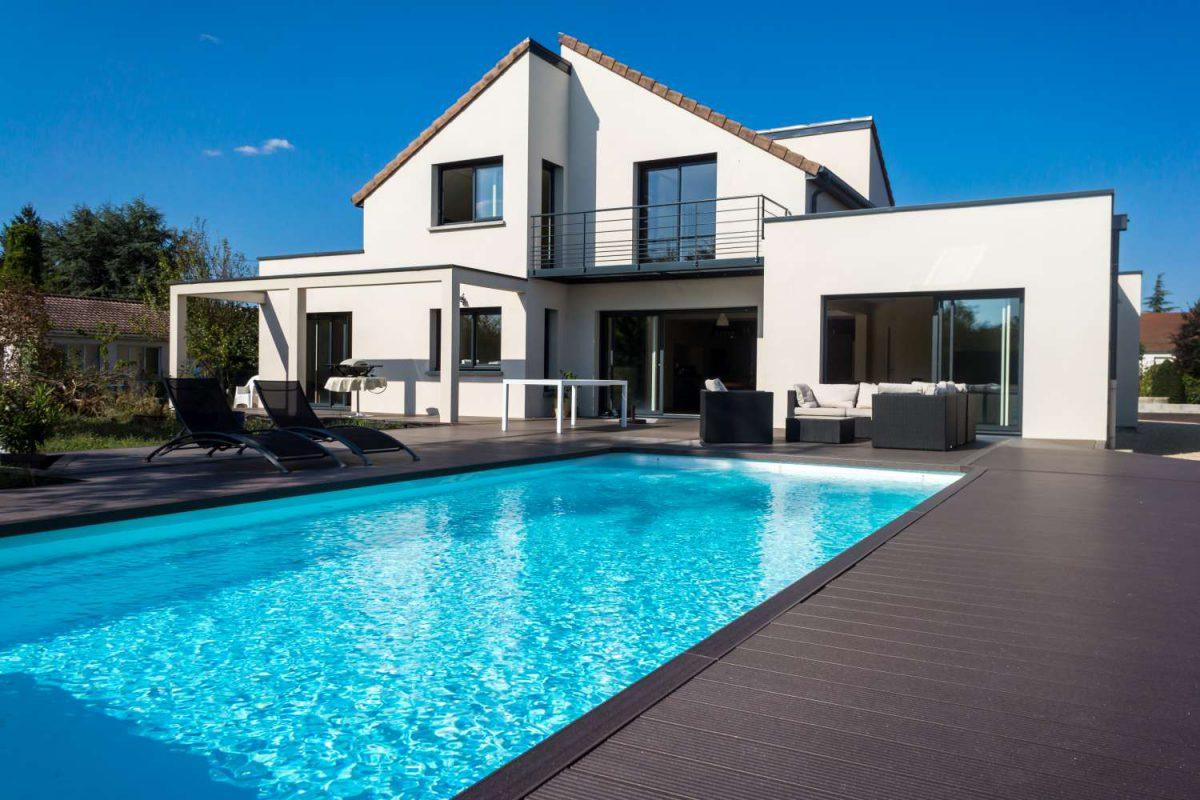 Voici les maisons avec piscine sur Immovlan.be !