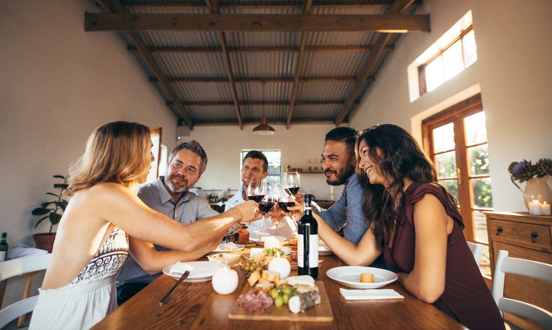 Top 5 dingen om in huis te hebben in geval van onverwacht bezoek