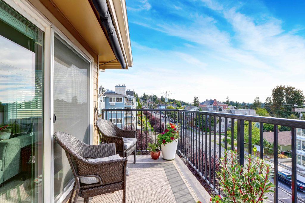 conseils 5 conseils pour am nager son balcon. Black Bedroom Furniture Sets. Home Design Ideas
