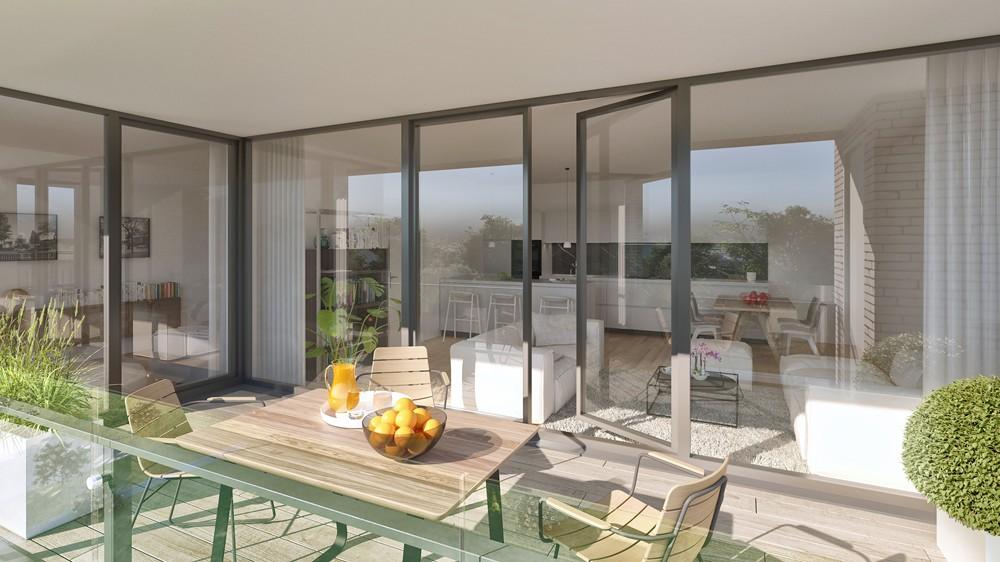 un nouveau projet dans un quartier en plein boom bruxelles. Black Bedroom Furniture Sets. Home Design Ideas