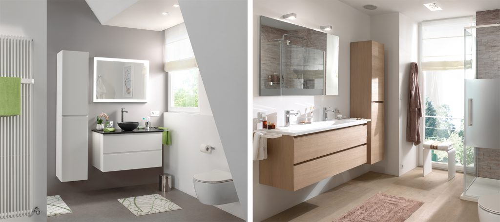 Immovlan.be | Advies > Kleine badkamer? Denk groots!