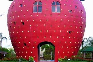 7 fruitige gebouwen om van te watertanden