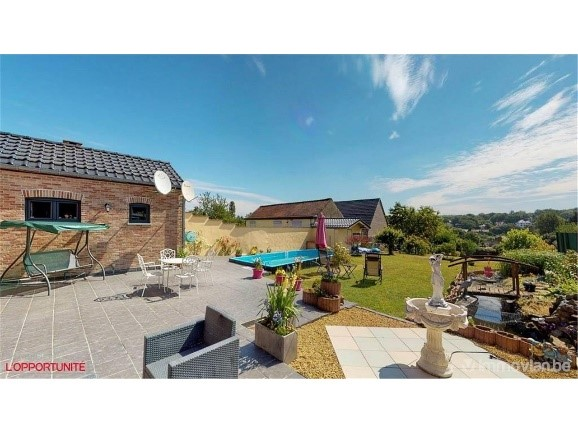 Top 5 des plus belles maisons à vendre à Charleroi avec visite virtuelle