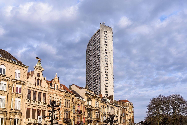 Belasting op kantoren: voordeliger in Vlaanderen