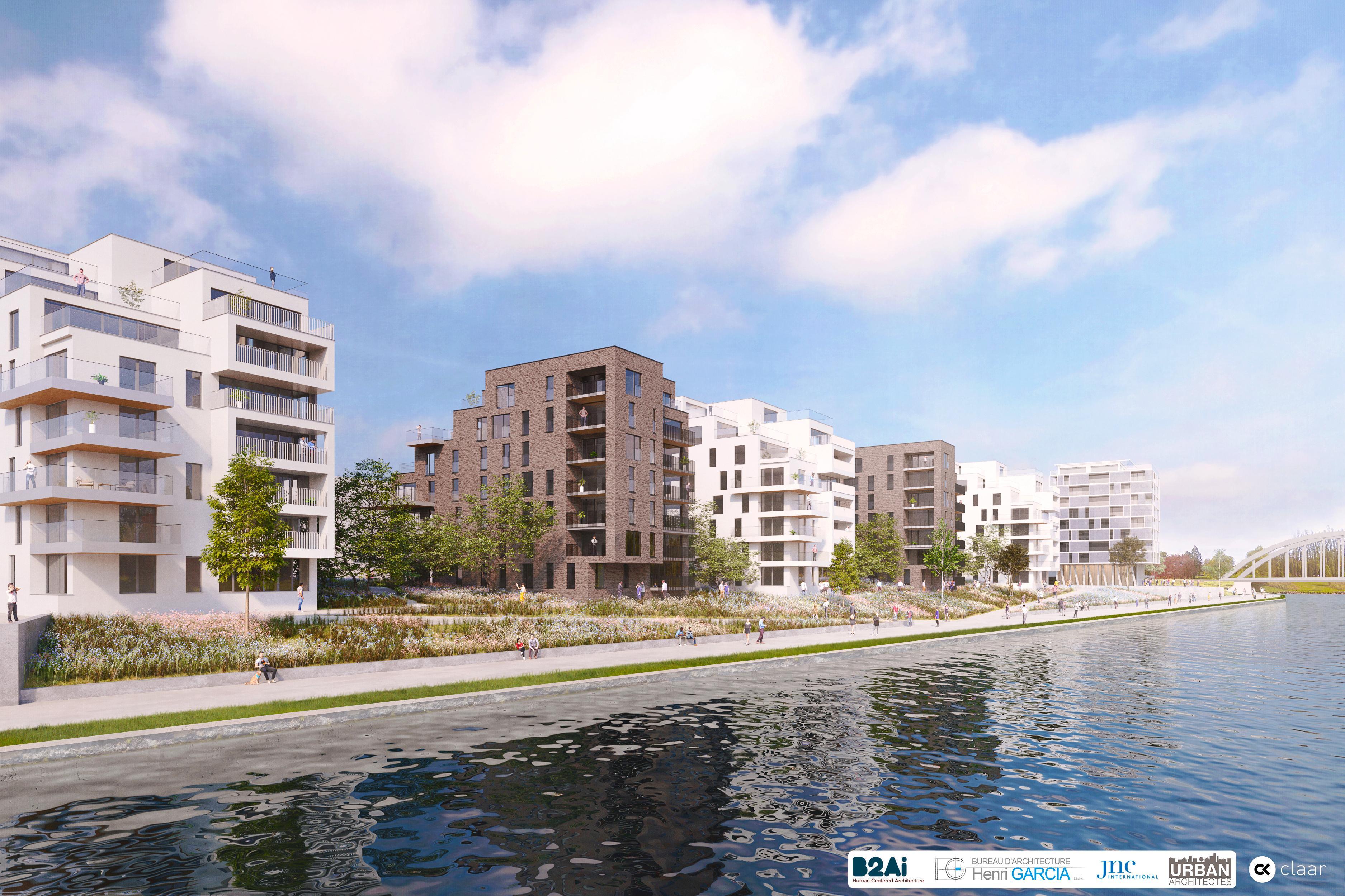 Une nouvelle ville dans le Brabant Wallon ?