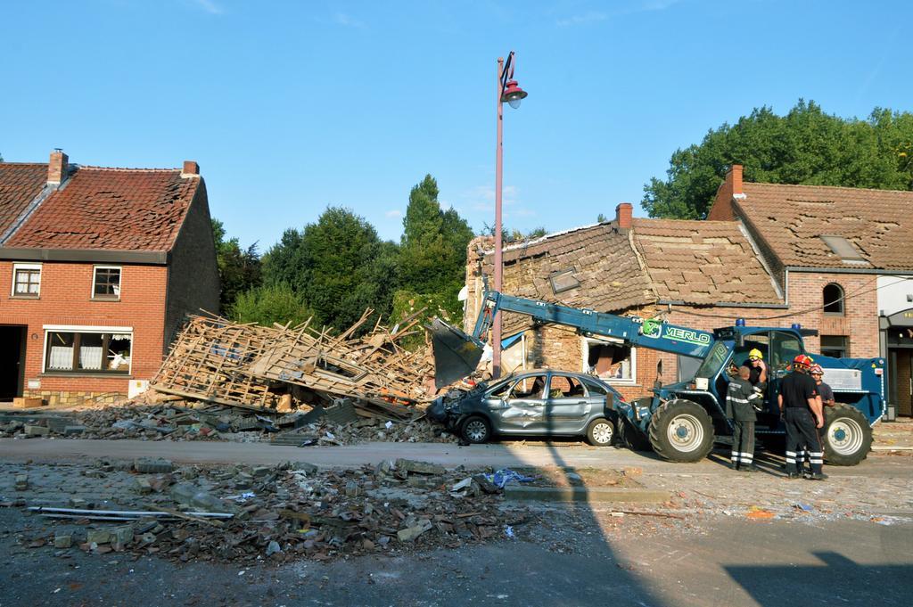 Huizen vernield door ongeval of zelfmoord: wat is de nevenschade?