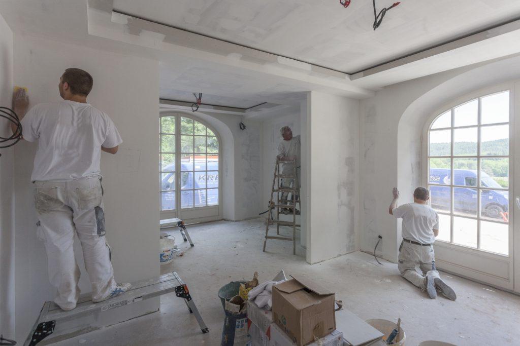 renovation appartement tva