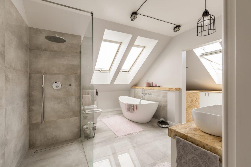 Hoeveel kost een badkamer for Hoeveel kost een nieuwe badkamer gemiddeld