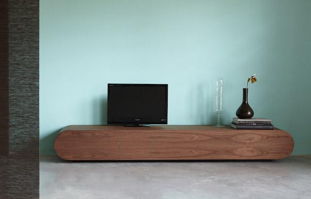 Gesloten Tv Kast : 7 originele tv meubels