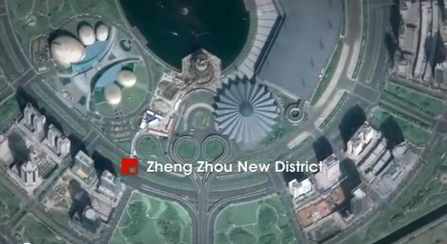 Het geheim van de Chinese spooksteden (video)
