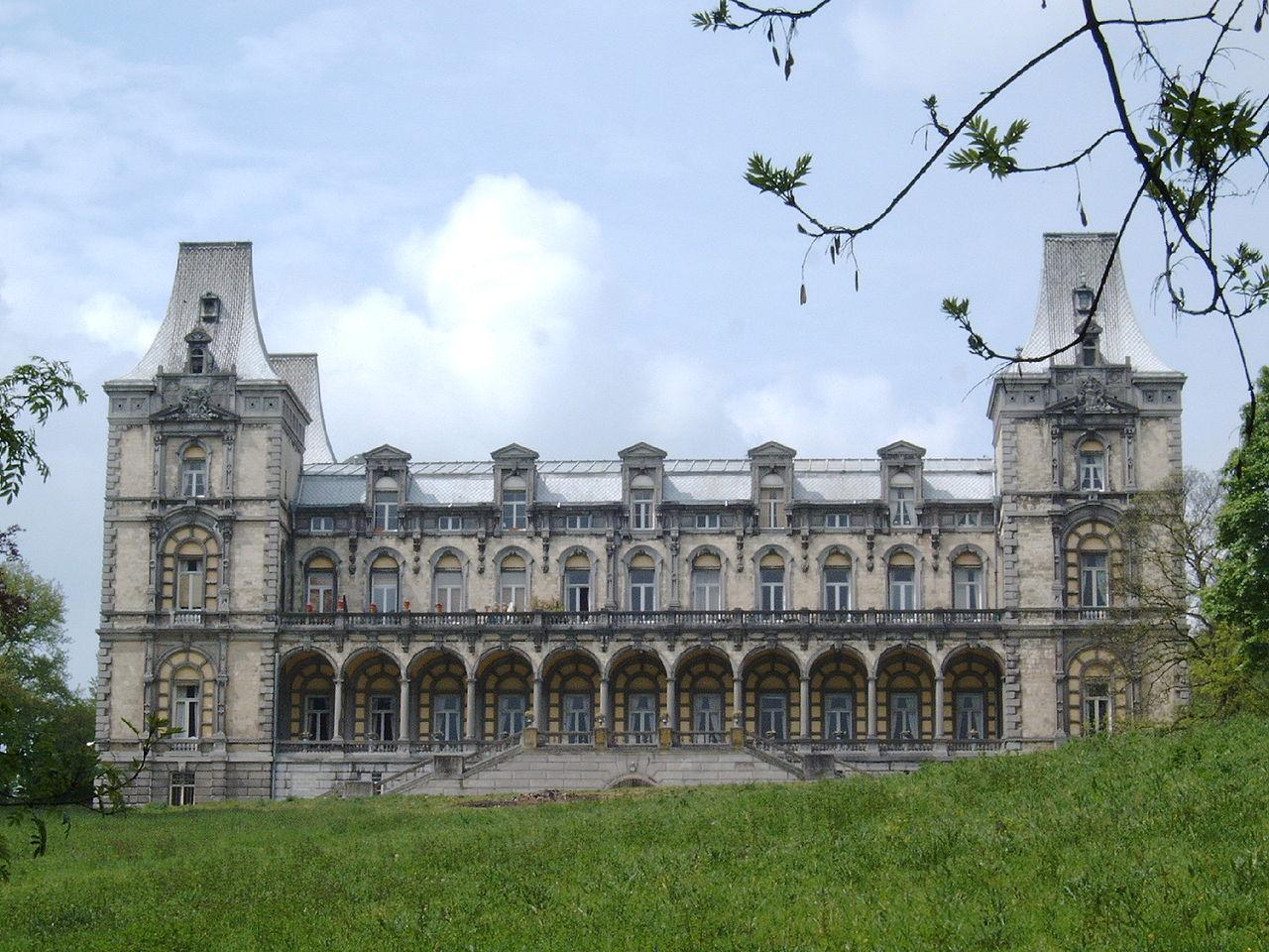 Te koop: Voormalig koninklijk pand en wellicht duurste huis van België