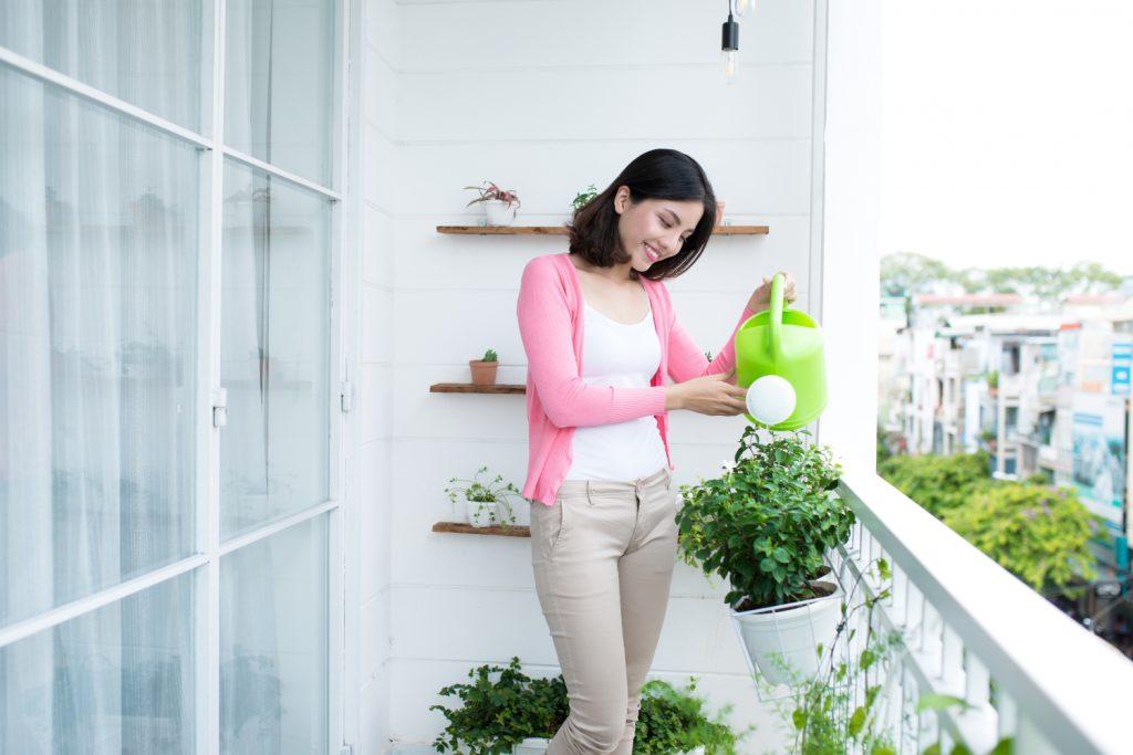 comment arroser efficacement ses jardini res. Black Bedroom Furniture Sets. Home Design Ideas
