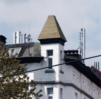Antennemasten voor gsm's: naar meer transparantie