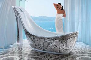 7 baignoires que vous aimeriez posséder