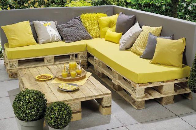 Wonderlijk Zelf een houten loungebank maken: zo begin je eraan WJ-37