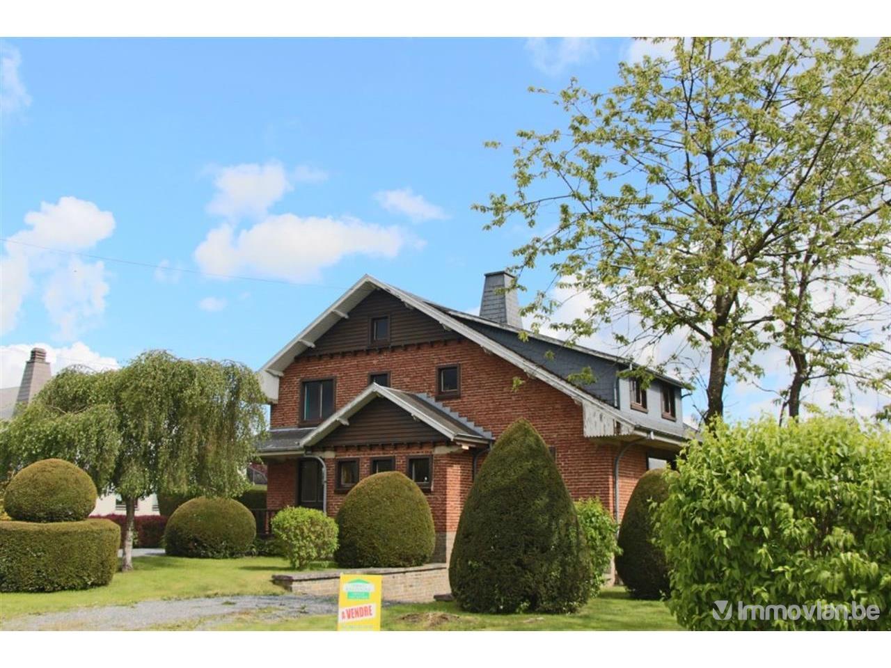 Pour 300.000 €, quelle maison avez-vous à Ostende, Bruxelles et Bastogne ?