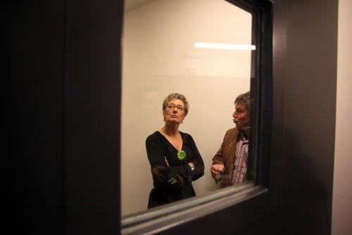 De GOMB heeft het 1ste passieve appartementsgebouw van Brussel ingewijd! (foto's)