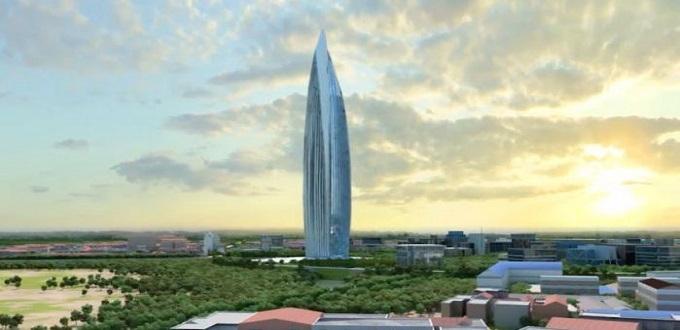 Belgen gaan hoogste toren van Afrika bouwen