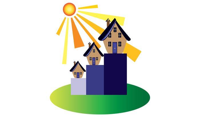 Overwaardering van de vastgoedmarkt? Specialisten bewijzen het tegendeel.