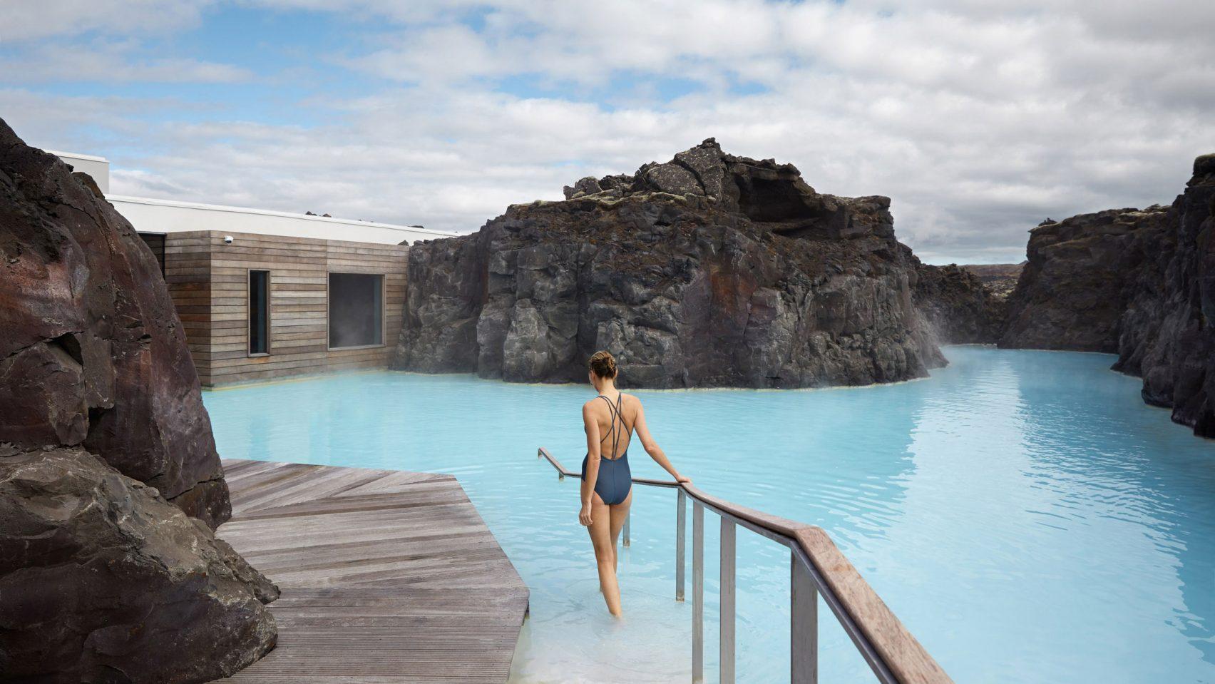 Un hôtel hors du commun terminé en Islande