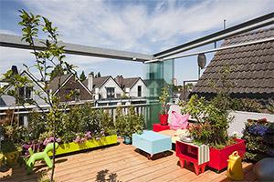 Architecten toveren uw zolder om in stedelijk paradijs!