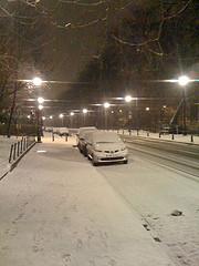 De bouwsector in België heeft relatief weinig hinder ondervonden van winterse omstandigheden.
