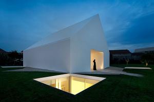 5 spectaculaire huizen zonder ramen