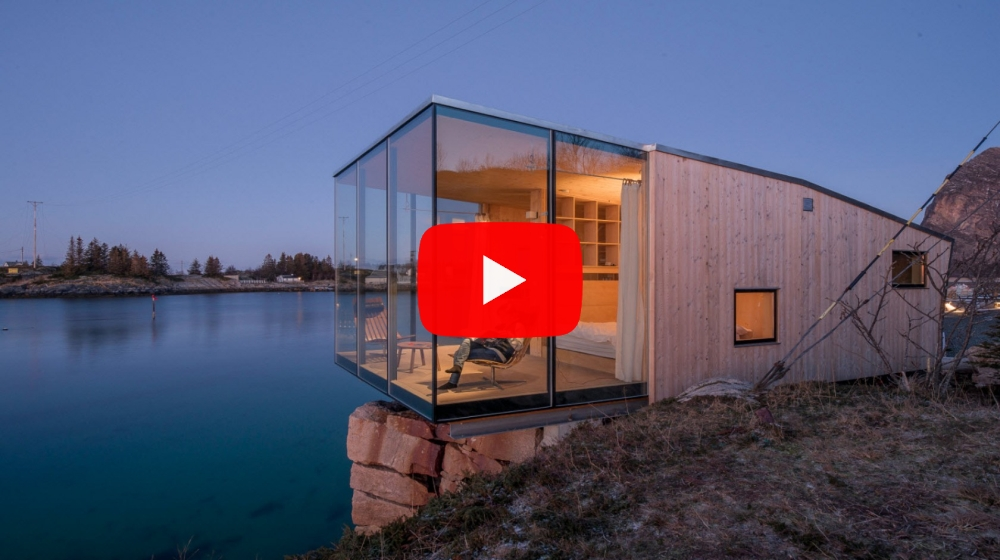 Video: de ultieme expressie van Scandinavische soberheid