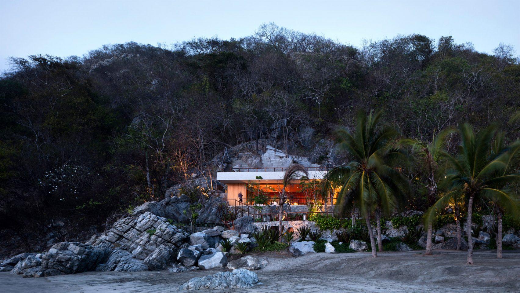 Is dit het mooiste vakantiehuis dat je ooit hebt gezien?