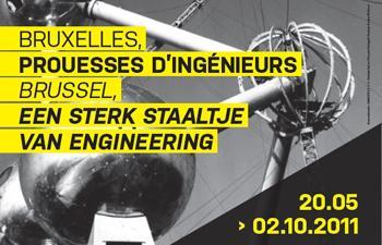 Tentoonstelling 'Brussel, een sterk staaltje van engineering': laatste weken!